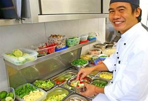 Essen: Küche