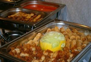 Restaurant-Partyservice: Vorbereitungen (Vorspeise, Suppe) | Thai Tawan - Thailändische Gerichte für die Urlaubsregion Europa-Park Rust