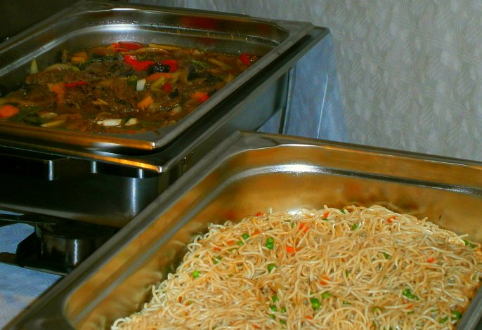 Restaurant-Partyservice: Vorbereitungen (Hauptgericht) | Thai Tawan - Thailändische Gerichte für die Urlaubsregion Europa-Park Rust