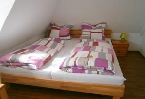 Doppelzimmer: Doppelbett
