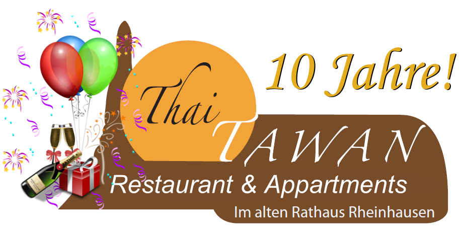 Thai Tawan - Restaurant & Appartments: Logo